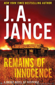 Remains of Innocence - Judith A. Jance