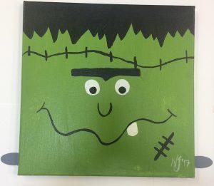 Adventures in Art: Frankenstein's Monster @ Henry County Public Library | Eminence | Kentucky | United States