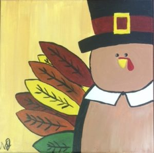 Adventures in Art for Adults: Thanksgiving Turkey @ Henry County Public Library   Eminence   Kentucky   United States