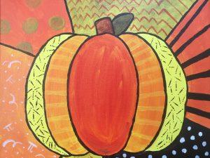 Family Adventures in Art: Pumpkins