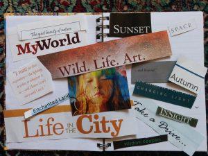 Family Adventures: Journaling