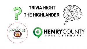 Trivia Night at the Highlander @ The Highlander Restaurant & Pub