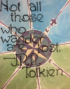 Painting Workshop: Pick Your Quote @ Henry County Public Library