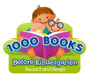 1000 Books Before Kindergarten Kick Off