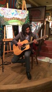 A Musical Journey with Marcus Wilkerson