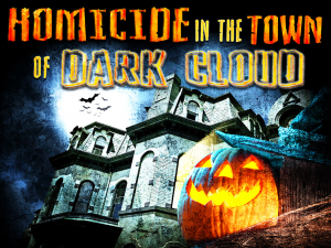 Murder Mystery at the Library: Homicide in the Town of Dark Cloud @ Henry County Public Library