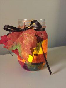 Crafternoon Party!: Mason Jar Luminaries