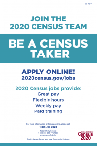 Census Job Application Fair