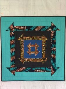 Showcase of Kentucky Heritage Quilt Society's 2019 Challenge Quilts @ Henry County Public Library