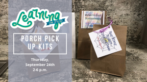 Porch Pick Up Kits @ Henry County Public Library