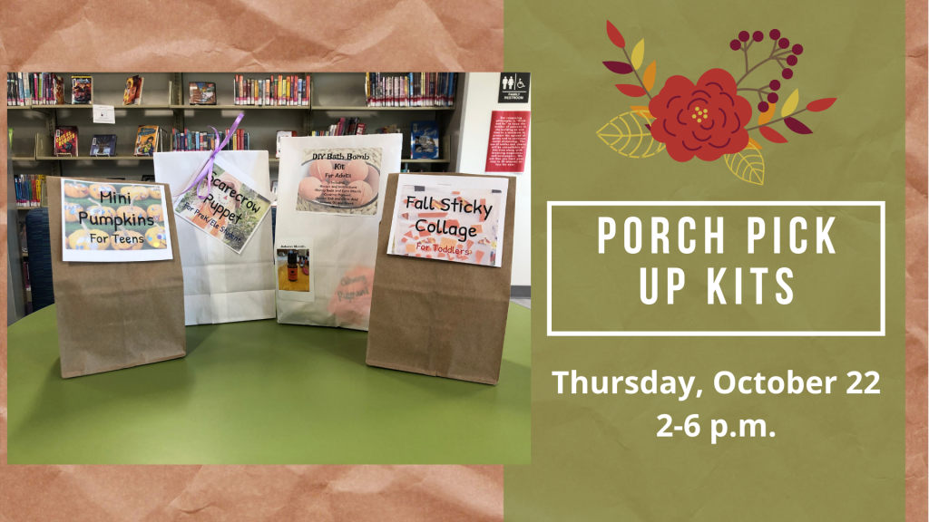 Porch Pick Up Kits