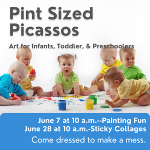 Pint Sized Picassos
