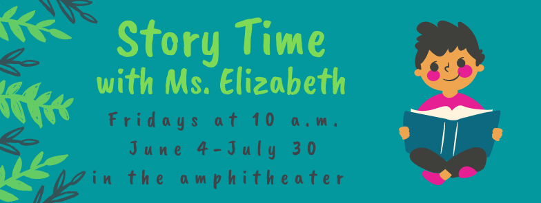Story Time with Ms. Elizabeth