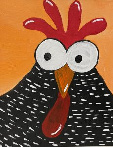 Family Painting Workshop: Henny Penny